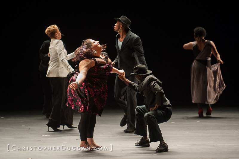 "Ohad Nahrin's ""Minus 16"" performed by Alvin Ailey at 2012 Gala"