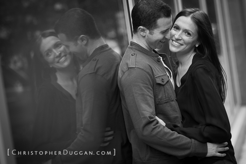 Fall Engagement Sessions | Couples Portraits in New York