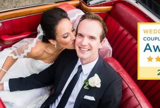 WeddingWire Couples Choice 2015 Christopher Duggan Photography
