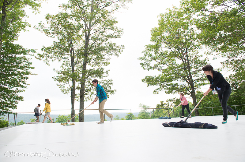 Peridance at Jacob's Pillow Dance