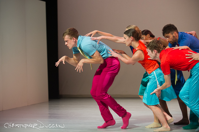 "Ballet BC performs ""Aniel"" at Jacob's Pillow Dance"