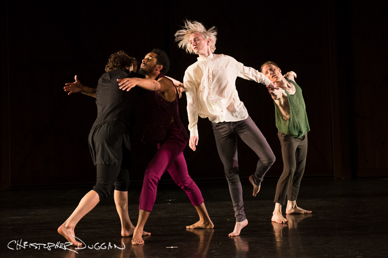 Tere O'Connor at Jacob's Pillow Dance