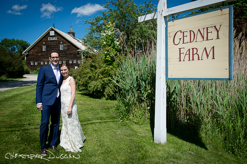 Paige & Scott's Berkshires wedding at Gedney Farm in Marlborough, Massachusetts