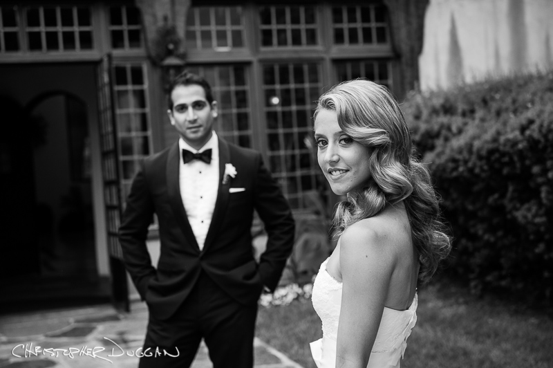 Jessica & Azal | Wedding at Pleasantdale Chateau in New Jersey