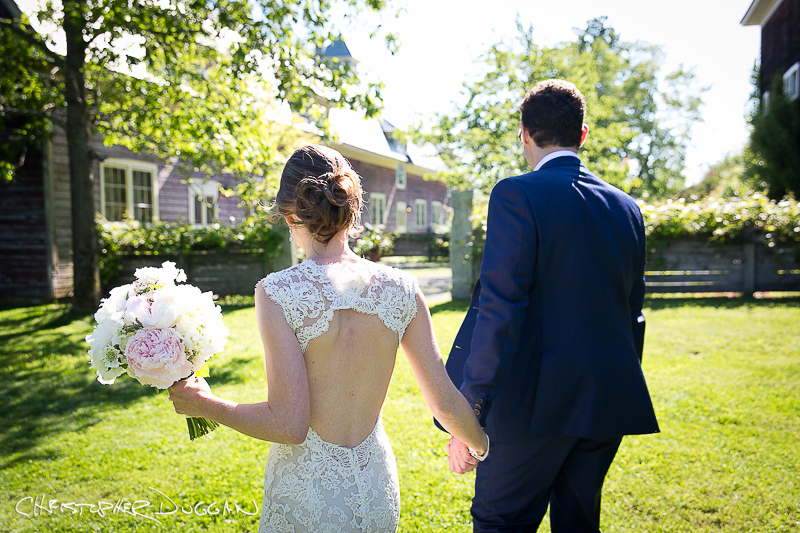 Wedding at Gedney Farm in the Berkshires | Paige & Scott