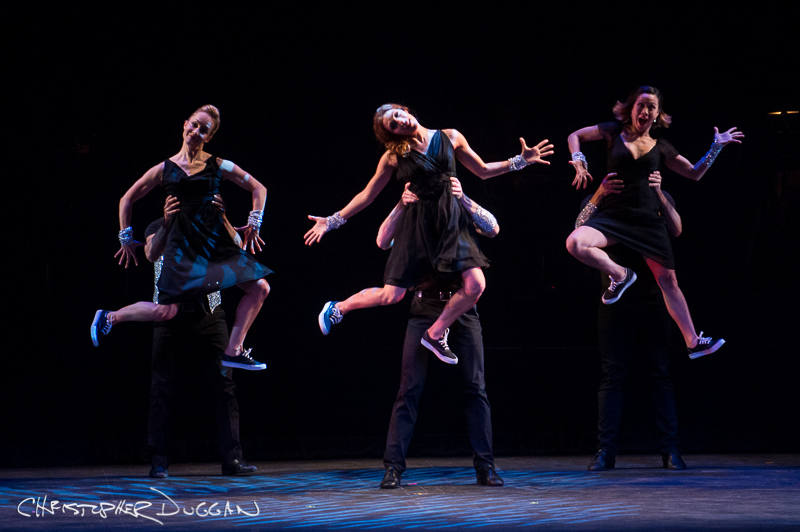 Mark Stuart Dance Theatre's Standard Time at F.M. Kirby Center in Pennsylvania