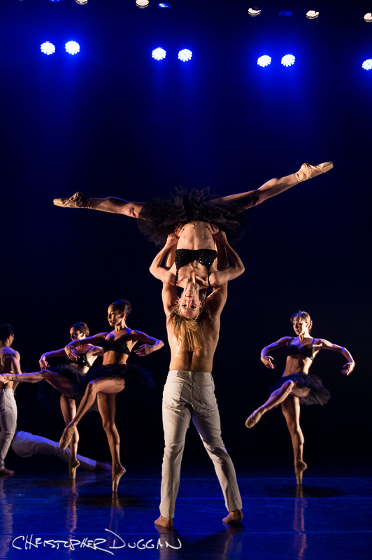Cincinnati Ballet | Dance Premiere at The Joyce in NYC