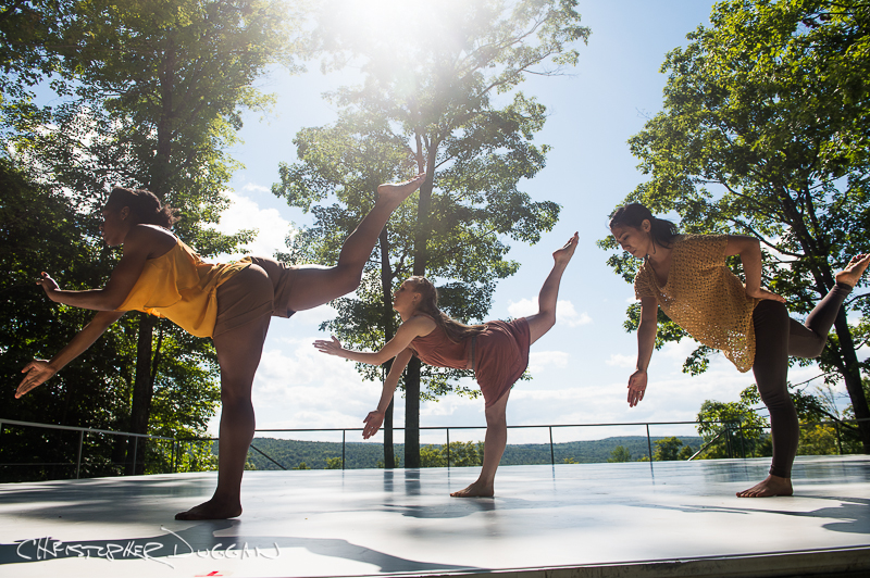 Schoen Movement Company at Inside/Out at Jacob's Pillow Dance Festival 2014