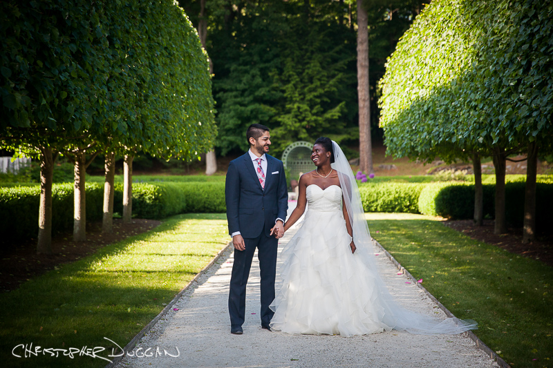 Janine & Victor | Berkshire Wedding Photography at The Mount in Lenox, MA