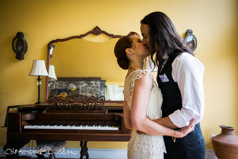 Beth & Eric's Catskill, NY wedding photos