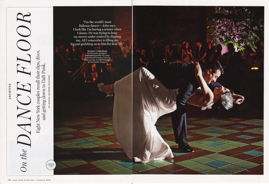 Love It   Published in New York Weddings Magazine