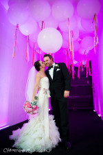 Paige & Tim's NYC wedding photos