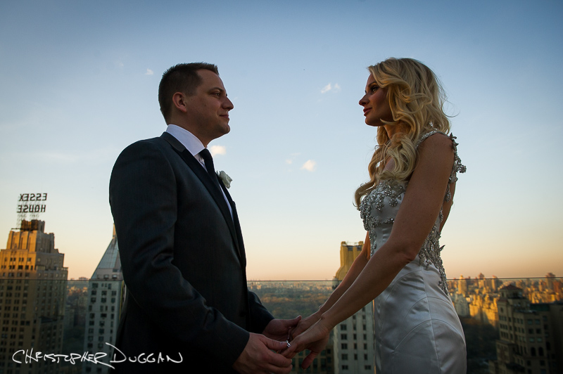 Lisa & Greg's NYC wedding photos