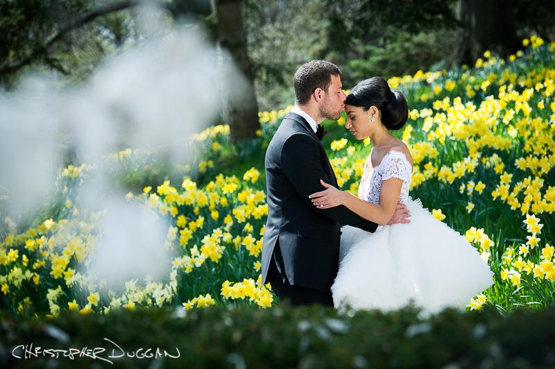 Ruth & Marcel | Brooklyn Botanic Garden & Weylin B. Seymour's Wedding Photos
