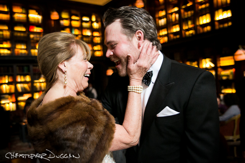Paige & Tim's NYC wedding photos