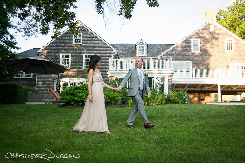 Denise & Peter's Southampton, NY wedding photos