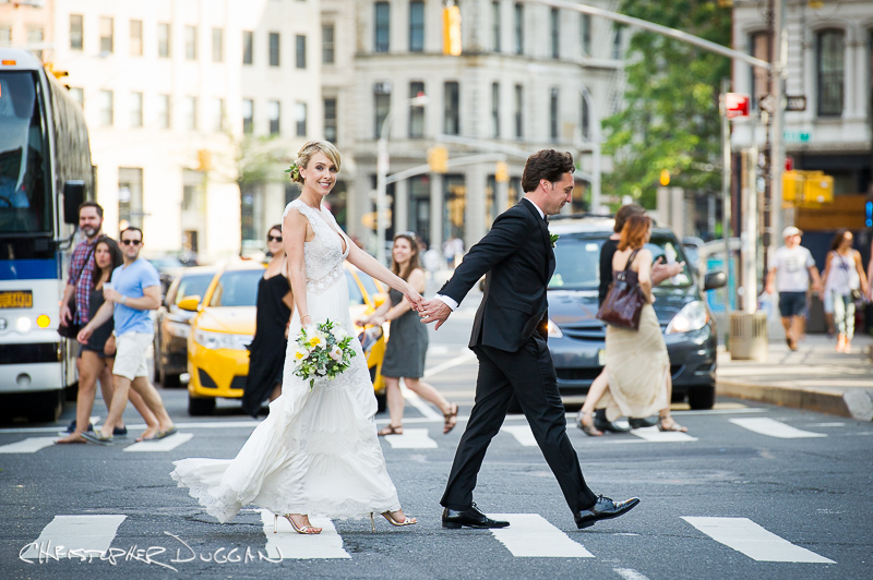 Marisa & Guy's SoHo Grand wedding in Manhattan, NY by Christopher Duggan Photography