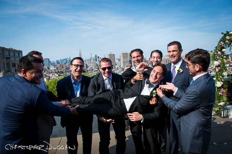 Marisa & Guy's NYC wedding photos