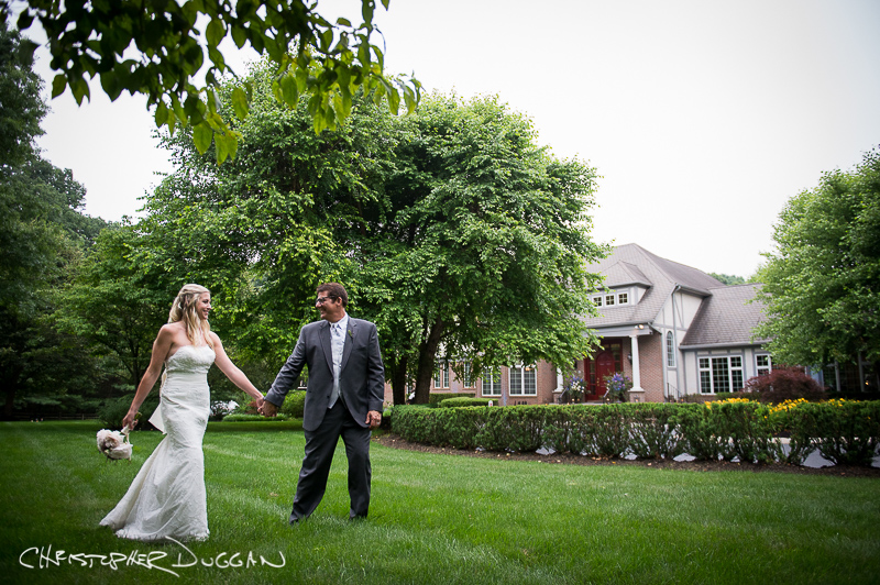 Lindsey & Lou   Private Home Wedding Designed by David Beahm