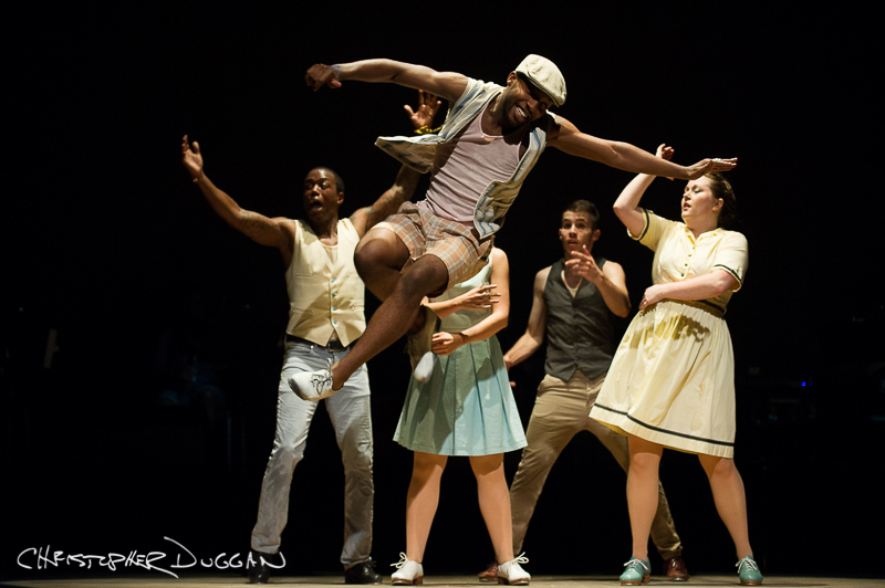 Jacob's Pillow Dance 2015 | Dorrance Dance & BODYTRAFFIC