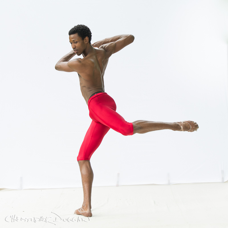 Calvin Royal III of American Ballet Theatre