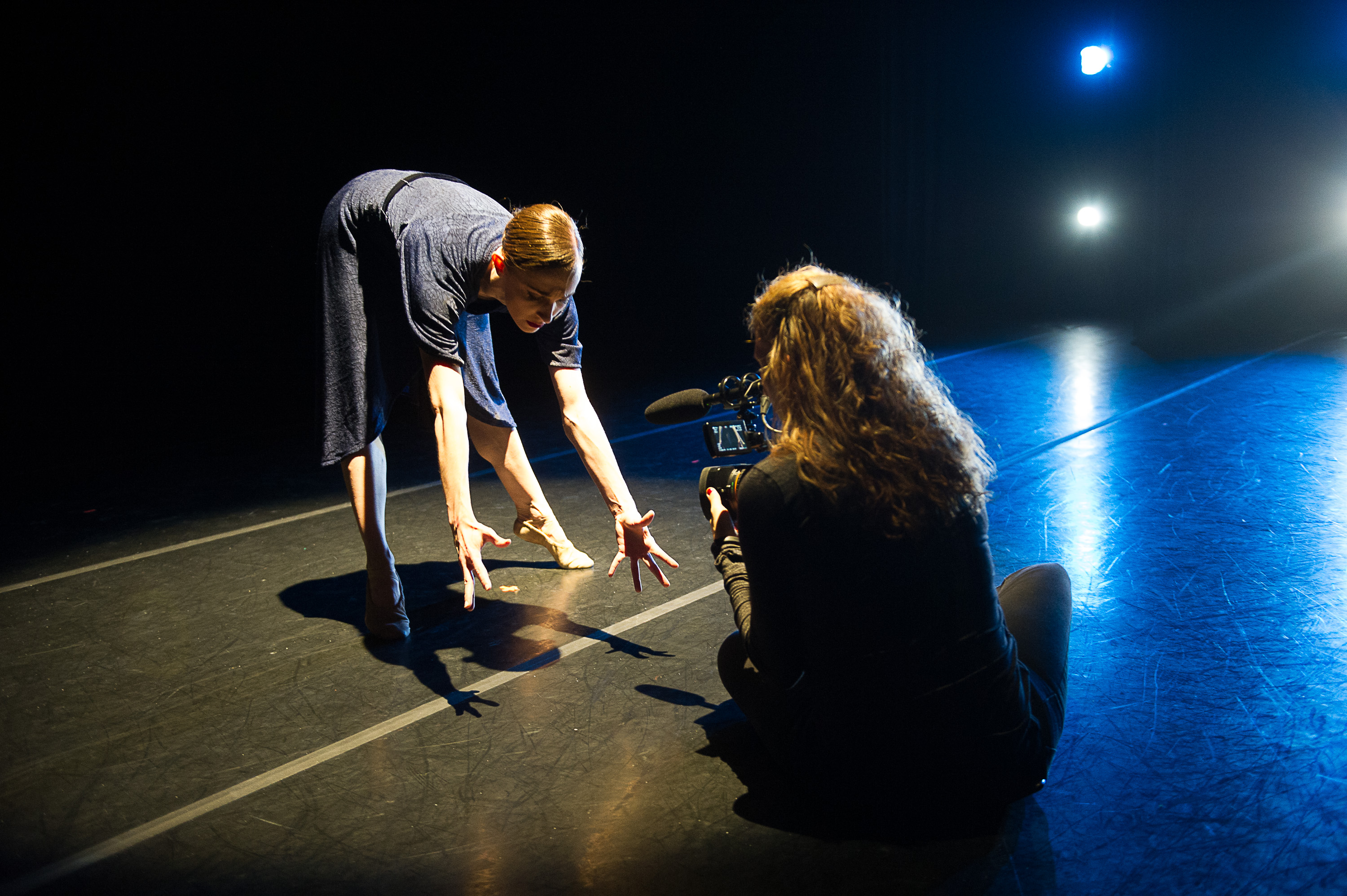 Filming No Dominion   A New Dance Documentary with Nel Shelby & Margaret Mullin