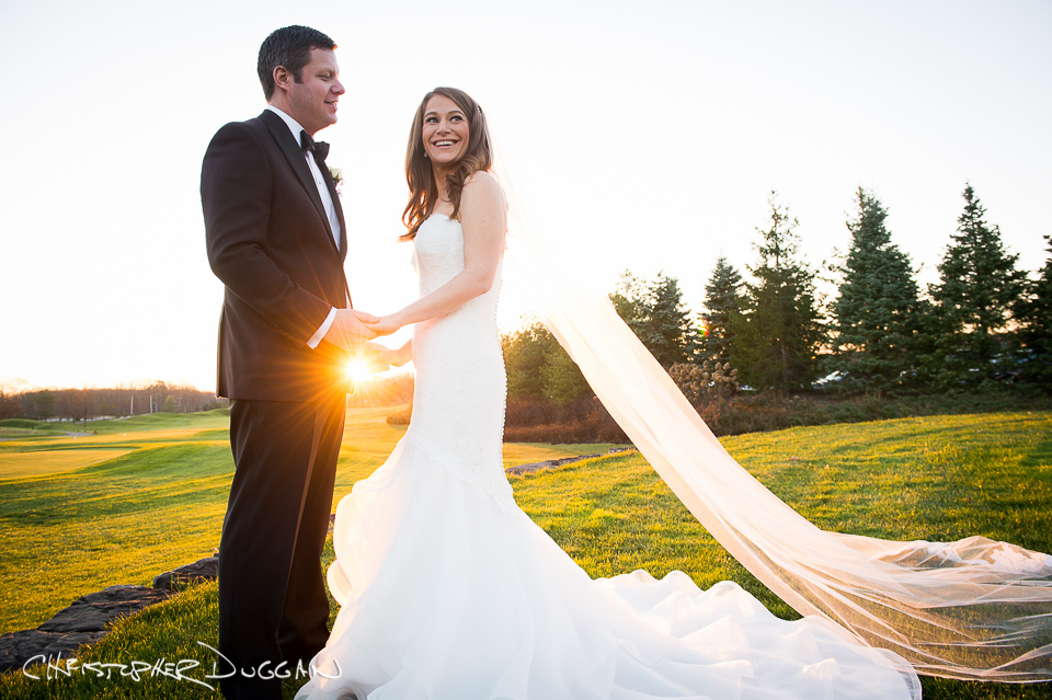 Abby & Evan | Wedding Photos at Eagle Oaks Country Club