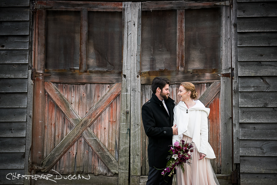Audrey & John | Highlands Country Club Wedding Photos in Hudson Valley, NY