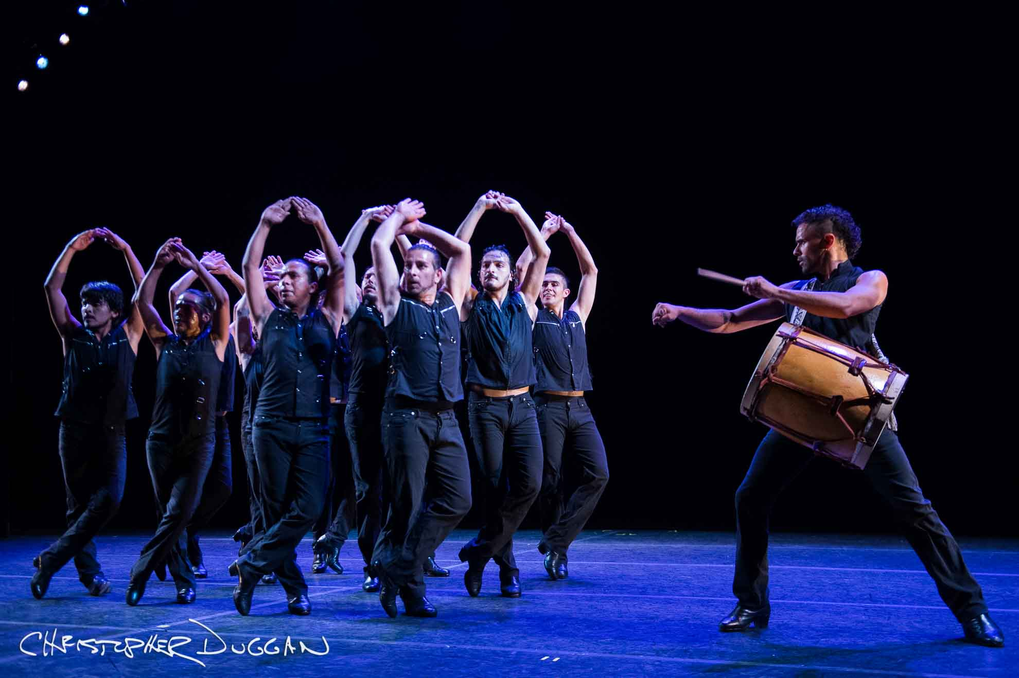 Jacob's Pillow Dance 2016 | Che Malambo & Bereishit Dance Company