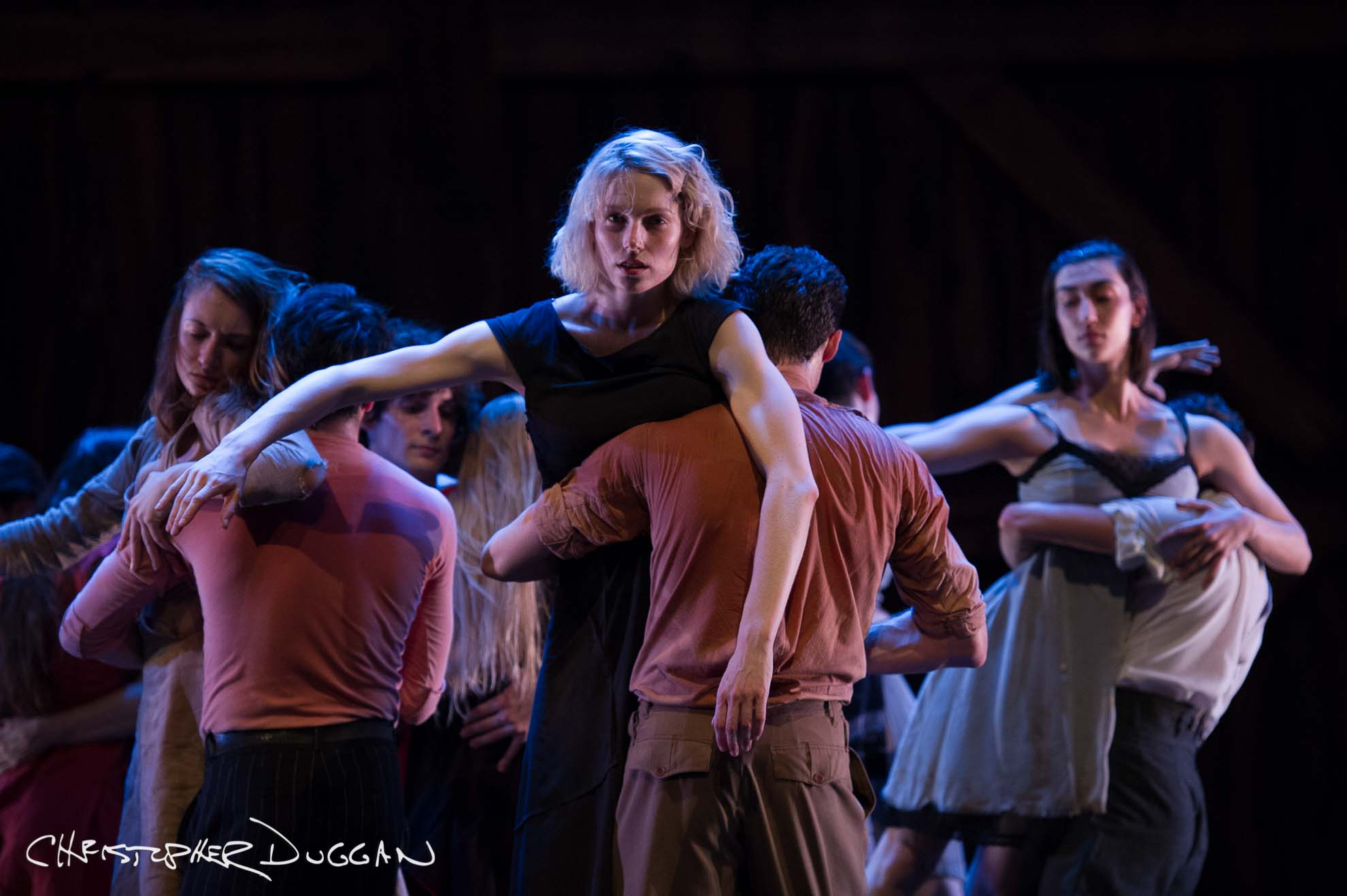 Jacob's Pillow Dance 2016 | Gauthier Dance & And Still You Must Swing