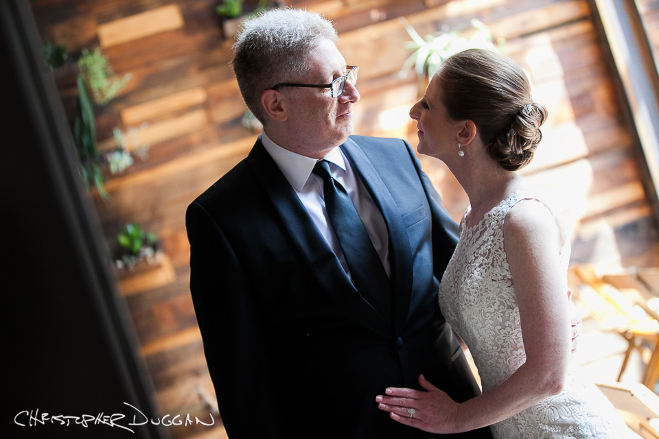 Brooklyn Winery Wedding Photos | Meredith & Ron