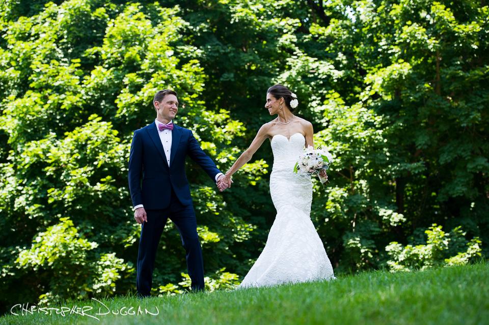 Abigail Kirsch at Tappan Hill Mansion Wedding Photos | Rebecca & Josh
