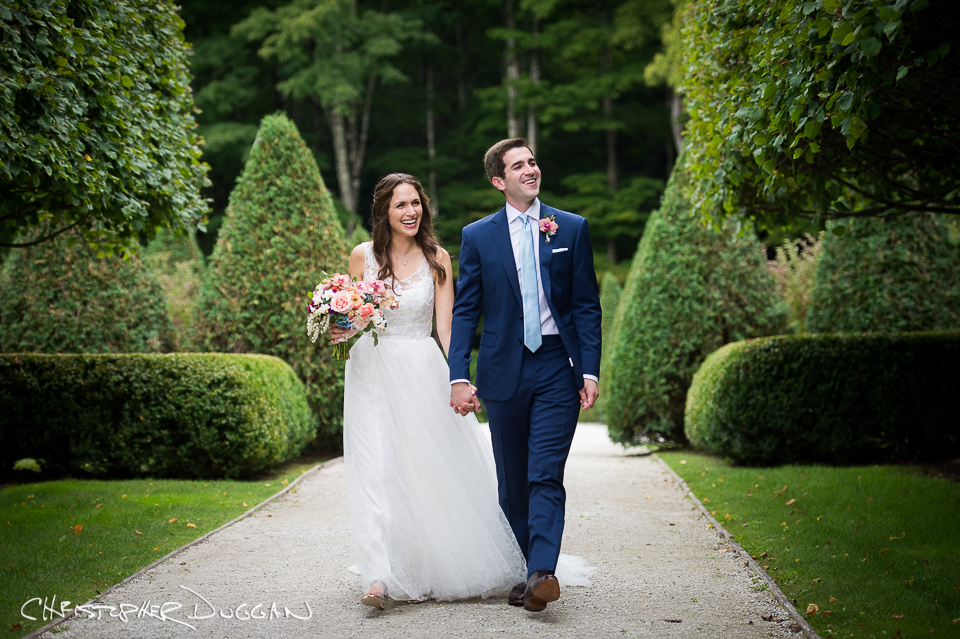 Hilary & Jonathan | Berkshire County Wedding at The Mount