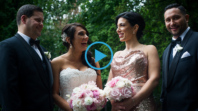 Tappan Hill Mansion Wedding Film | Alexa & Joey