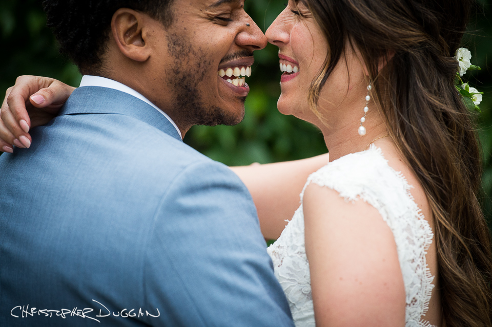 Martina & Jonathan | Brooklyn Wedding Photos by Christopher Duggan