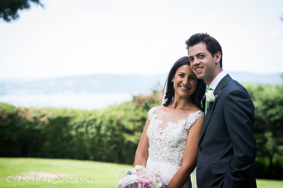 Becky & Nisan | Tappan Hill Tarrytown Wedding