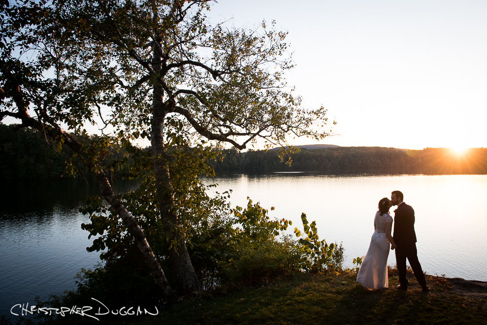 Lakehouse Inn Wedding Photos | Sam & Brian