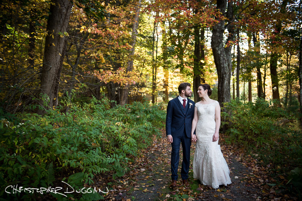 Veronica & Joe | Mohonk Mountain House Wedding