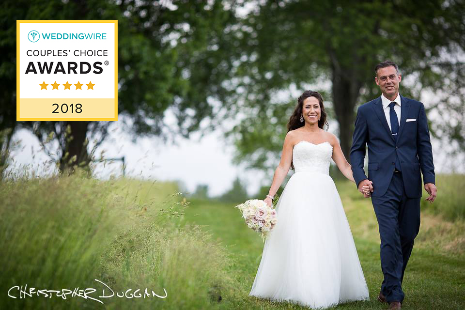 WeddingWire Couples' Choice Award 2018