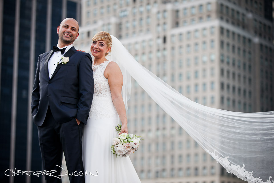 Tribeca Rooftop Wedding | Lucy & Ara