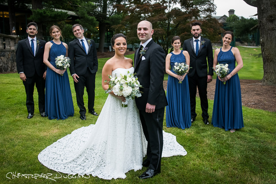 Tappan Hill Wedding | Allie & Steven