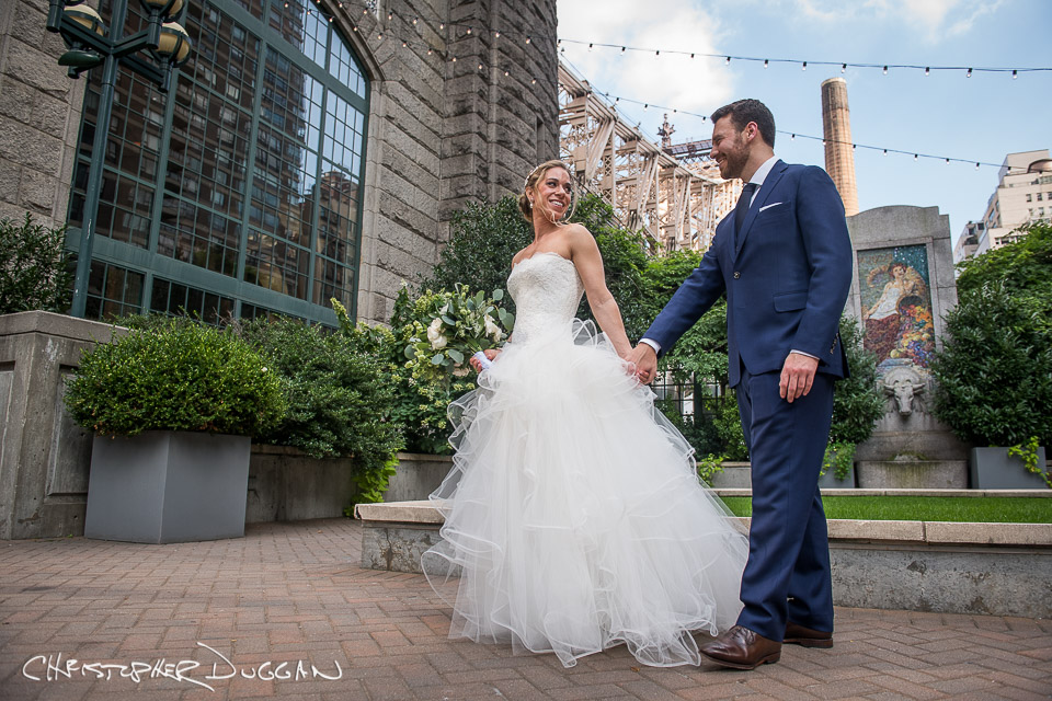 Stacy & Andrew | Guastavino's Wedding Photos