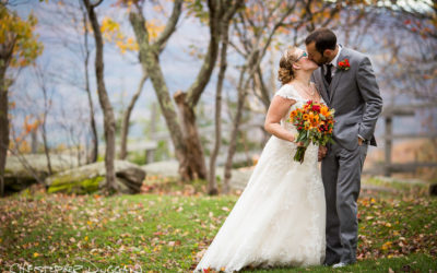 Julie & Wyatt | Hunter Mountain Wedding