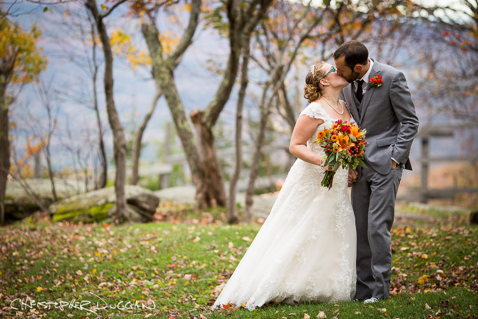 Julie & Wyatt | Hunter Mountain Wedding