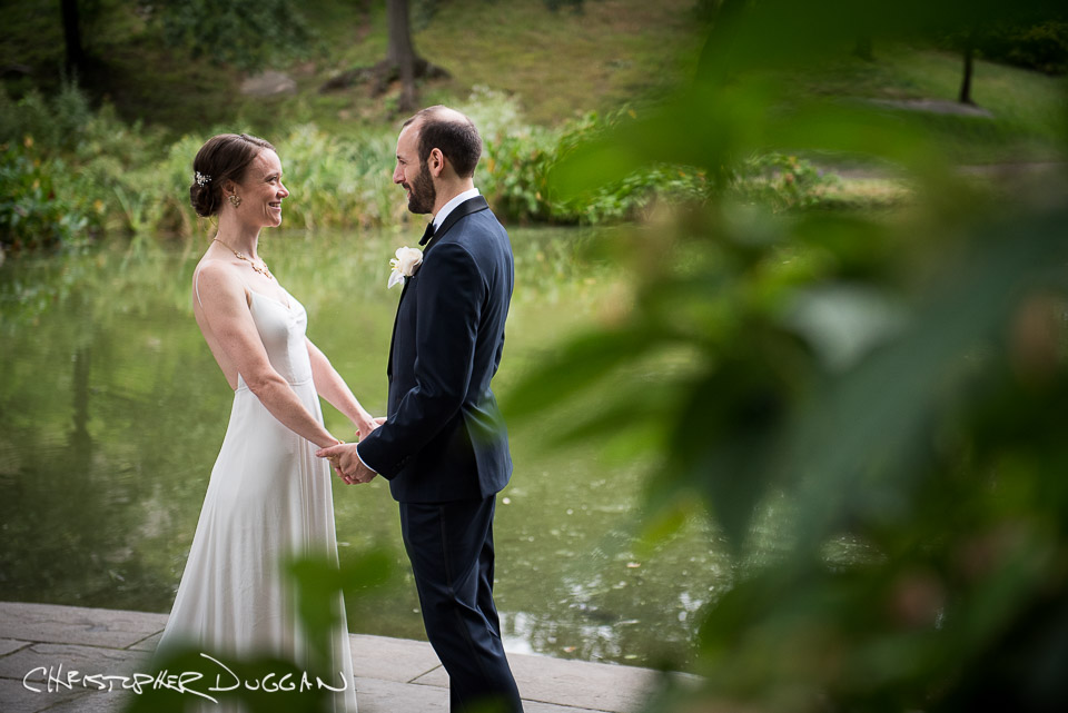 Kate & Brad | Central Park Wedding