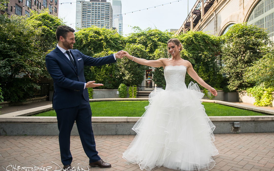 Guastavino's Wedding Film | Stacy & Andrew