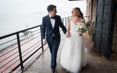 Liberty Warehouse Wedding | Michelle & Alex