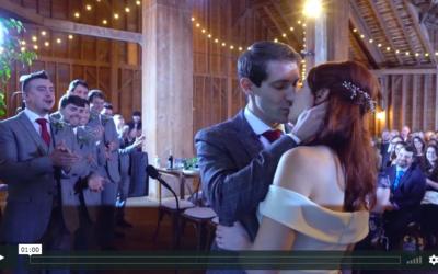 Erika & Charlie | Stonover Farm Wedding Film Trailer