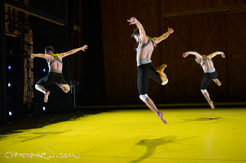 Jacob's Pillow 2015 | Photographing Dance for The New York Times