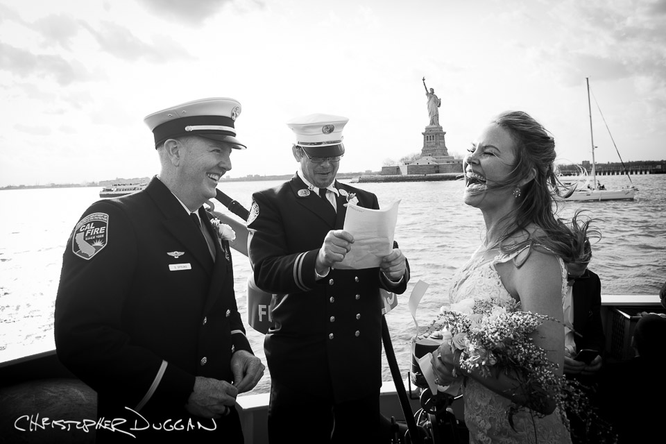 Pier A Harbor House Wedding | Lori & Stu